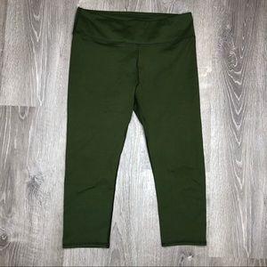 2 for $30 Fabletics green leggings